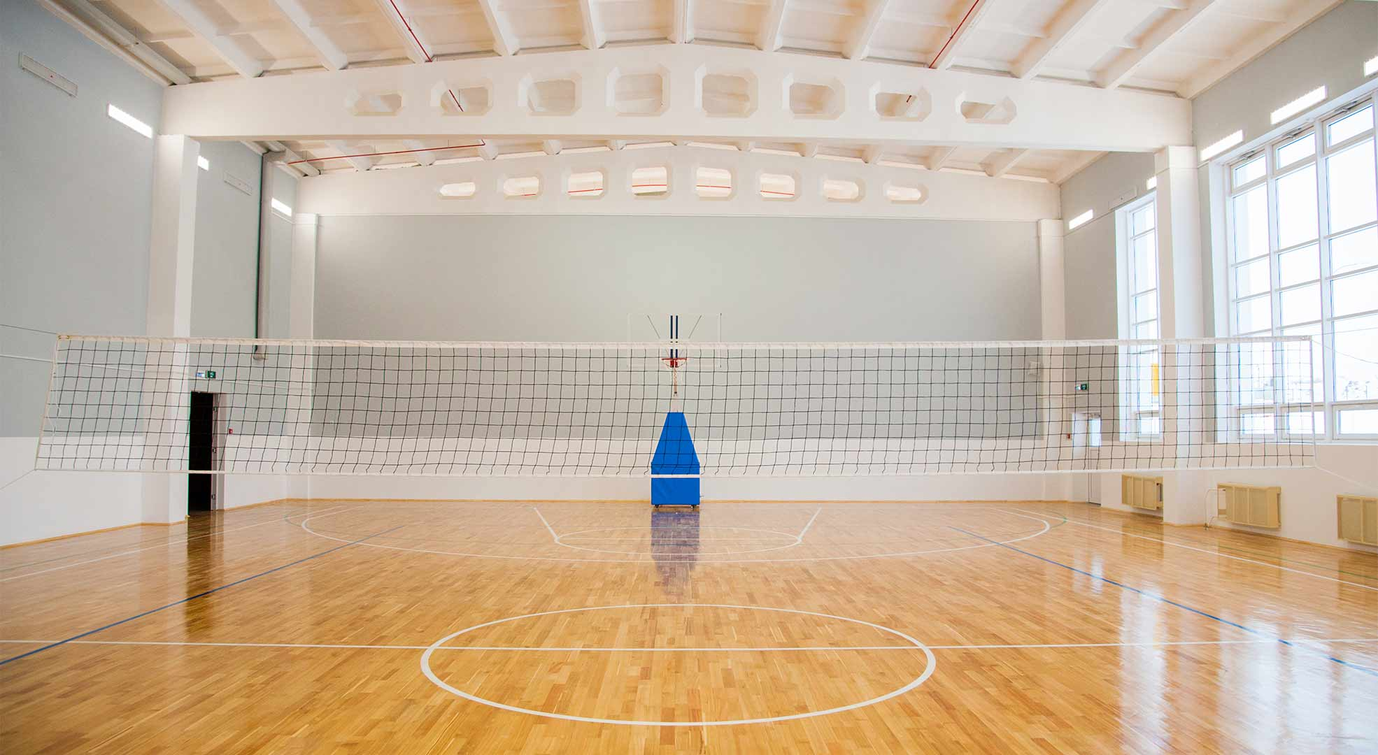 fitness functions sports hall